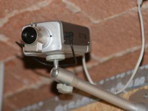 Opbevaringsrum er videoovervåget