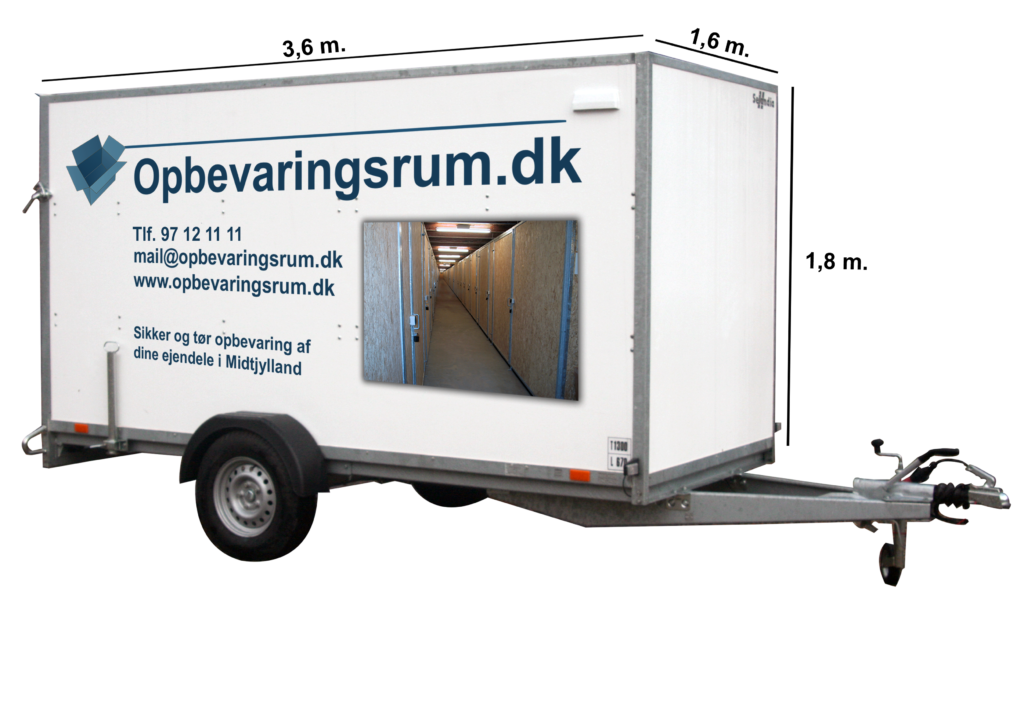opbevaringsrum trailers